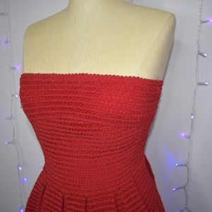Red Dress from Forever 21